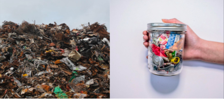 8 Ways You Can Reduce Your Waste In One Jar