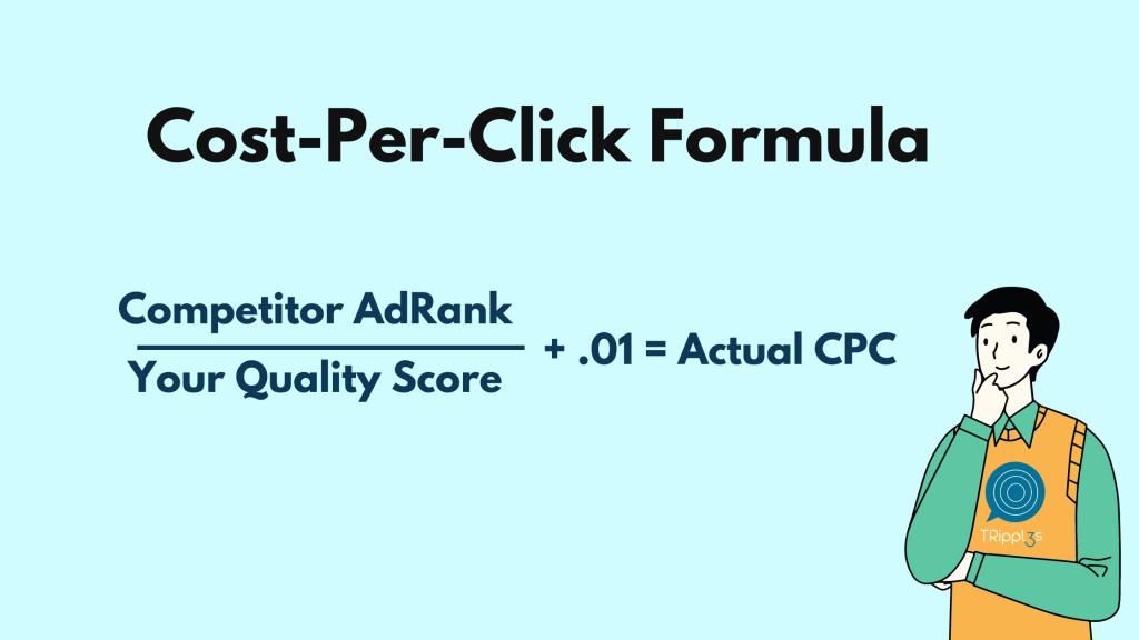 cost per click (CPC)